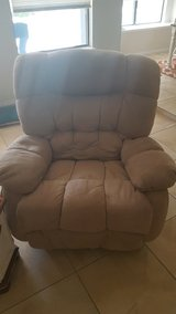 Recliner in Fort Bliss, Texas