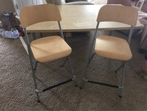 IKEA folding chairs bar stools in Houston, Texas