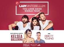 Lady Antebellum Tickets in Joliet, Illinois