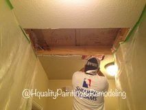 Drywall repairs in Bellaire, Texas