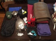 high end camping/backpacking in Bartlett, Illinois