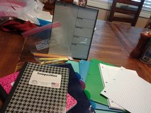 mini set of back to school supplies in Beaufort, South Carolina