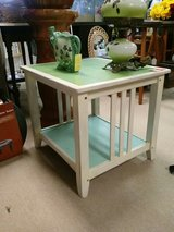 Side table in Beaufort, South Carolina