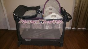 Pack-n play  (GRACO) in Cleveland, Texas