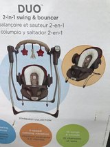 Baby swing/ bouncy chair in Algonquin, Illinois