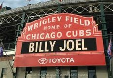 Billy Joel Tickets! Great Seats (4)  Friday Aug. 11th in Joliet, Illinois