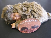 Stuffed Baby Hedgehog and Baby Bee in Camp Lejeune, North Carolina