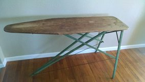 Antique Wooden Ironing? Board in Ottumwa, Iowa