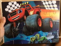Blaze and the Monster Machine Puzzles! in Spring, Texas
