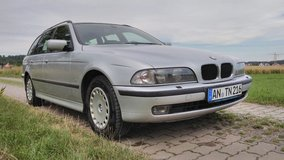 BMW 528i Touring automatic station with NEW Inspection guarantee and FREE Delivery in Ansbach, Germany