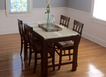 Dining Table and Desk in Beaufort, South Carolina