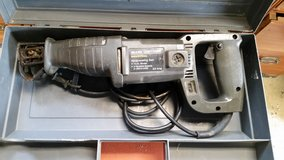 Craftsman Reciprocating Saw with case in Naperville, Illinois