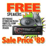 CAR  STEREO / SPEAKERS in Miramar, California