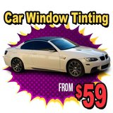 AUTO  TINTING / LIFETIME INSTALL in Miramar, California