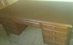 Solid Wood Desk in Warner Robins, Georgia