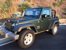 2008 Jeep Wrangler X in Lake Elsinore, California