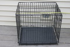 "Dog Kennel or small animal 24"" X 24"" 18"" Great shape use once $15.00 in Naperville, Illinois"