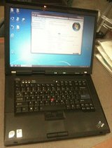 """Lenovo Thinkpad R61 15.4"""" widescreen Core 2 Duo notebook with Windows7 in Fort Lewis, Washington"""