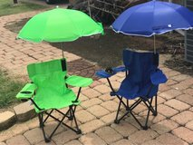 Child Personalized Camping Chair in Lawton, Oklahoma