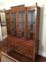 Beautiful China Cabinet in Moody AFB, Georgia