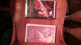 Classic Disney Movies VHS in Dothan, Alabama