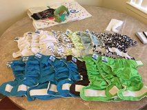 Soft Bums diapers system in Fort Irwin, California