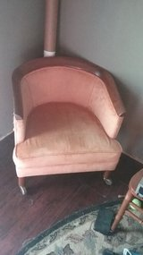 Antique chair in Dothan, Alabama