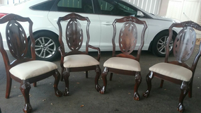 4 Dining room chairs in Kaneohe Bay, Hawaii