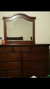 Dresser with Mirror in Moody AFB, Georgia