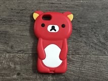 Red fox IPhone 5s case in Orland Park, Illinois