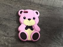 Pink teddy bear IPhone 5s case in Orland Park, Illinois