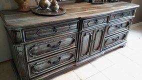 Extra Large Thomasville Rustic Dresser in Baytown, Texas