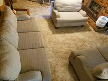 Oversize Couch / Sofa and 2 love seats in Kingwood, Texas