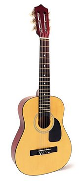 Hohner 1/2 size Classical Guitar For Toddlers and World Stage Carry Case in Camp Lejeune, North Carolina