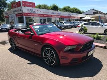 '15 Ford Mustang GT Premium Convertible in Ramstein, Germany