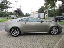2012 Cadillac CTS Coupe sports car like new condition + extras in Wiesbaden, GE