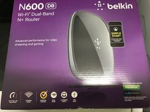 Belkin Dual-Band Router in Beaufort, South Carolina