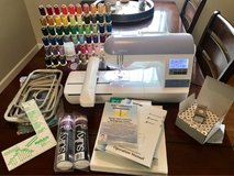 Brother PE-770 Embroidery Machine & Accessories in Watertown, New York