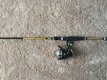 Bass Pro Shops Mega Caster Spinning Combo in Aurora, Illinois