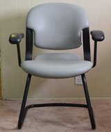Leather guest chair in Alamogordo, New Mexico