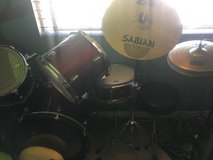 Kids drum set in Camp Pendleton, California