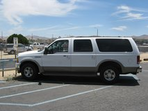 ( REDUCED PRICE ) CLEAN FORD EXCURSION LIMITED  V-10 in 29 Palms, California