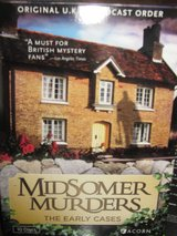 Midsomer Murders The Early Cases in Kingwood, Texas