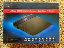 ****Linksys E3200 dual N router in Camp Pendleton, California
