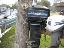 1982 MERCURY 18HP OUTBOARD in Conroe, Texas