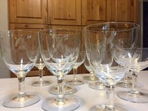 Crystal Glasses in Alamogordo, New Mexico