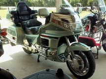 Honda Goldwing GL 1500cc SE in Coldspring, Texas