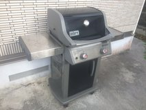 Weber Spirit Gas Grill in Okinawa, Japan