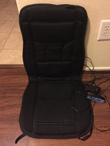 Heated Massaging Chair Cover Cushion in Kingwood, Texas