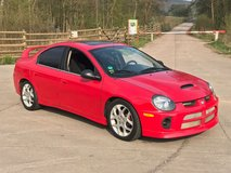 Dodge SRT-4 Turbo Fast Car in Ansbach, Germany